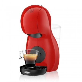 Piccolo XS Red Manual Coffee Machine by De'Longhi®