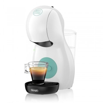 Piccolo XS White Manual Coffee Machine by De'Longhi®