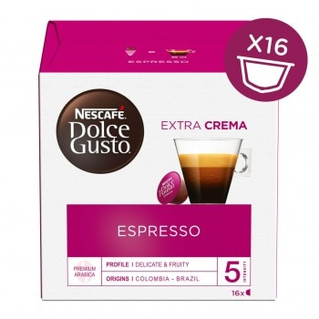 Espresso Coffee With Box