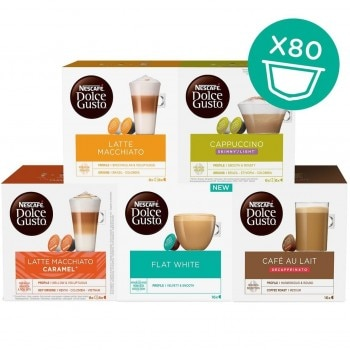 Exclusive Creamy-Tasting Bundle Pack