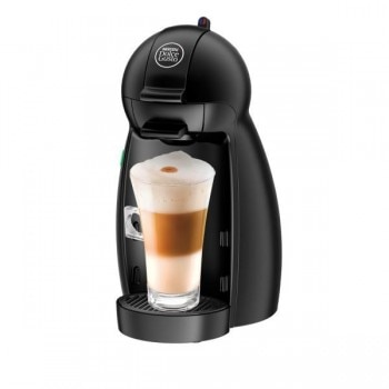 Piccolo Manual Black coffee machine by Krups