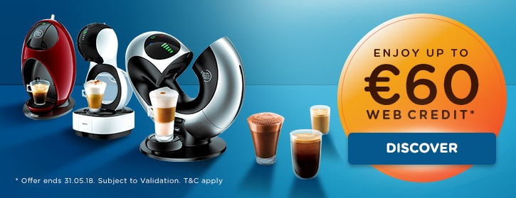 Dolce Gusto® Promotion